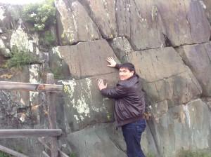 Прикосаюсь к Петроглифам, которым больше 16 000 лет